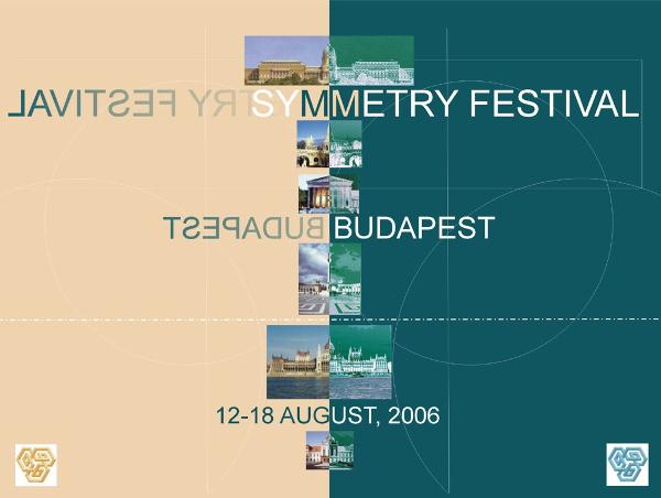 Symmetry Festvial 2006 - Poster